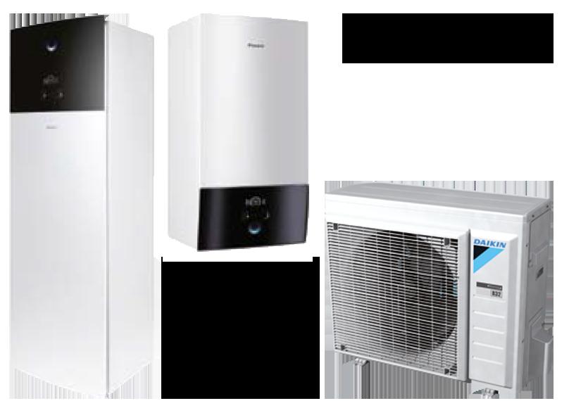 pompe à chaleur 3eme génération (4-6-8kW)