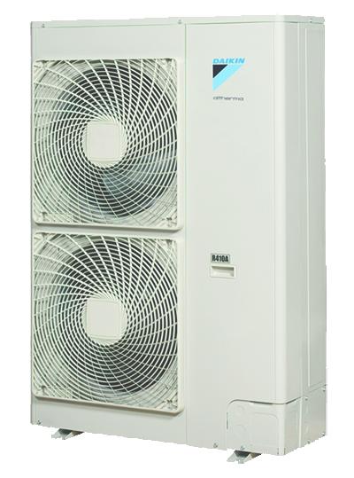 pompe Haute température DAIKIN installée par l'entreprise Eyrard