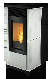 A10 CLASSIC, chauffage poele a bois dans les ardennes