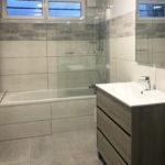 salle de bain réalisée par entreprise Eyrard Ardennes
