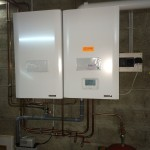 Chaudière gaz cote à cote avec production eau chaude sanitaire