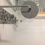 Salle de bain Charleville carrelage baroque