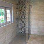 salle de bain réalisée par entreprise Eyrard à villers semeuse